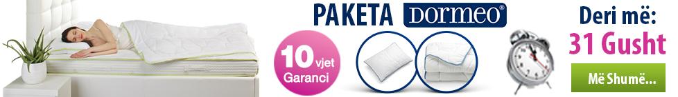 Paketa Dormeo 2014