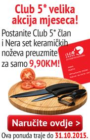 Club 5* ponuda