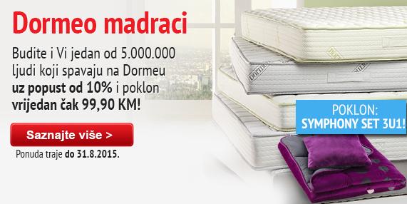 Dormeo ATW mattress + gift