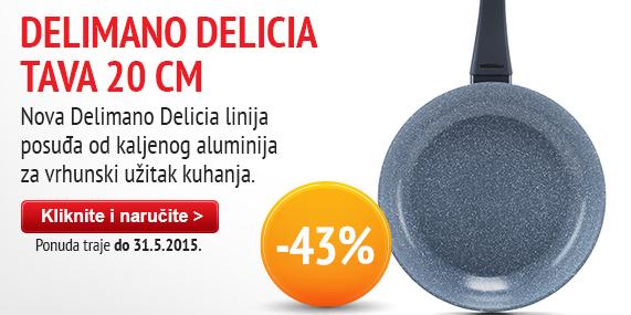 Delimano Delicia 20 CM