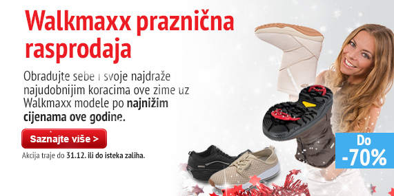 Walkmaxx winter sale 2016 dec