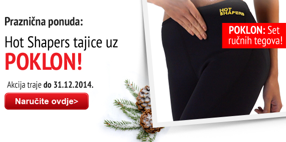 Hot shapers holiday offer