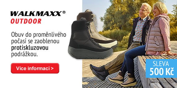 Walkmaxx Outdoor 500 czk off