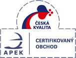 APEK - certifikovaný obchod