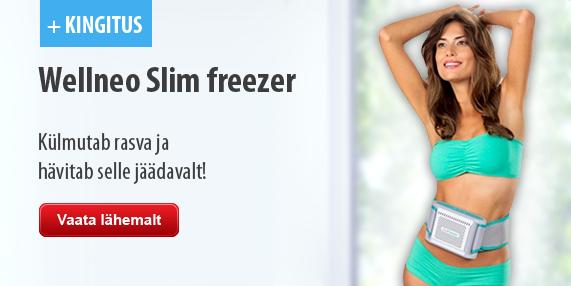 Slim Freezer launch