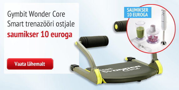 Gymbit Wonder Core Smart + saumikser
