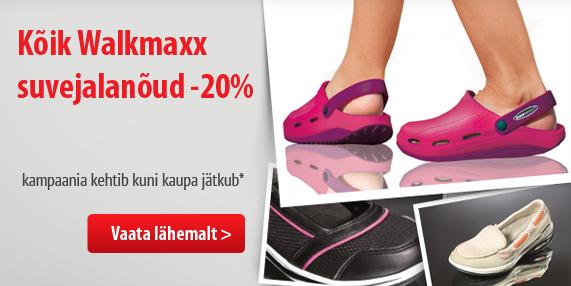 Walkmaxx -20%
