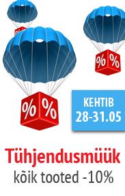 Tühjendusmüük -10%