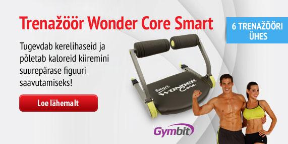 Gymbit Wonder Core Smart