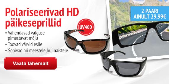 HD sunglasses