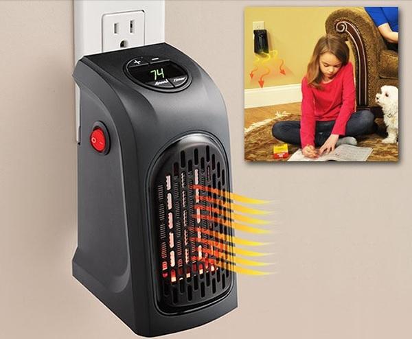 aparat de incalzit rovus handy heater. Black Bedroom Furniture Sets. Home Design Ideas
