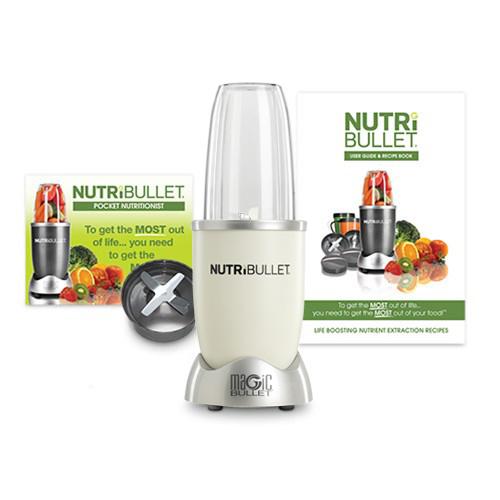 Nutribullet Alb