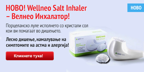Wellneo Salt Inhalator