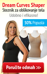 Dream Curves Shaper - steznik za oblikovanje tela