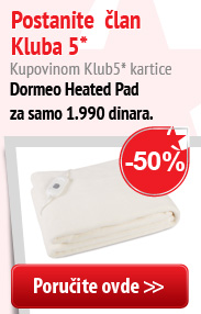 Dormeo Heated Mattress Pad – električna prostirka