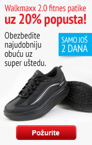 WalkMaxx Fitness 2.0 – novi model patika
