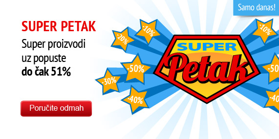 Super Friday Weekend Offer