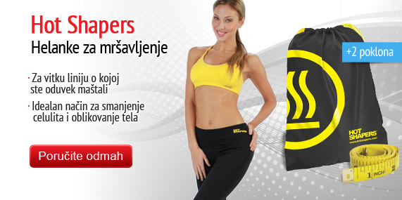 Hot shapers – helanke za mršavljenje