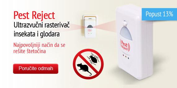 Pest Reject HP KV