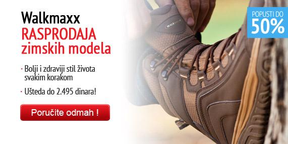 Walkmaxx zimska totalna rasprodaja