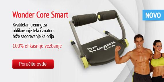 Wonder Core Smart fitnes sprava za trbušnjake