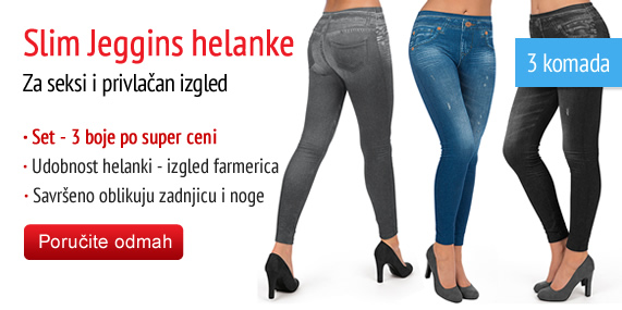 Slim Jeggings 3pcs
