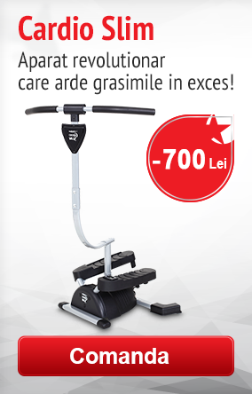 Aparat revolutionar care arde grasimile in exces!