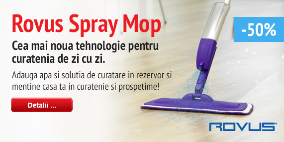 Rovus Spray Mop