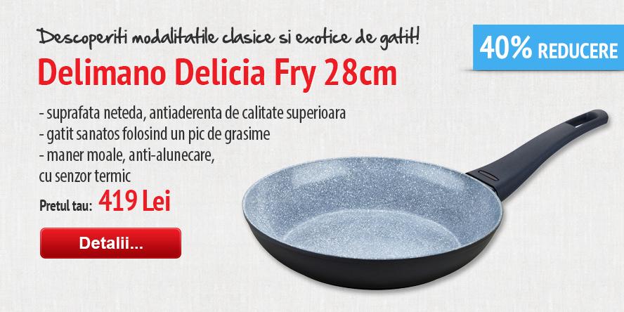 Fry Pan 28 delicia