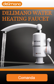 Delimano Instant Water Heating Faucet!