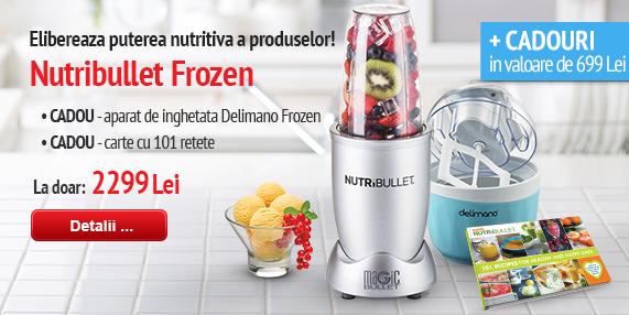 Nutribullet Frozen