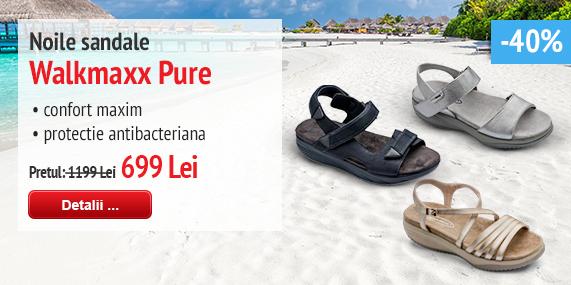 Walkmaxx Pure