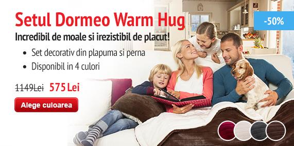 Warm Hug 2015