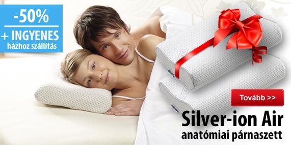 DR Silver Ion Air 2pcs