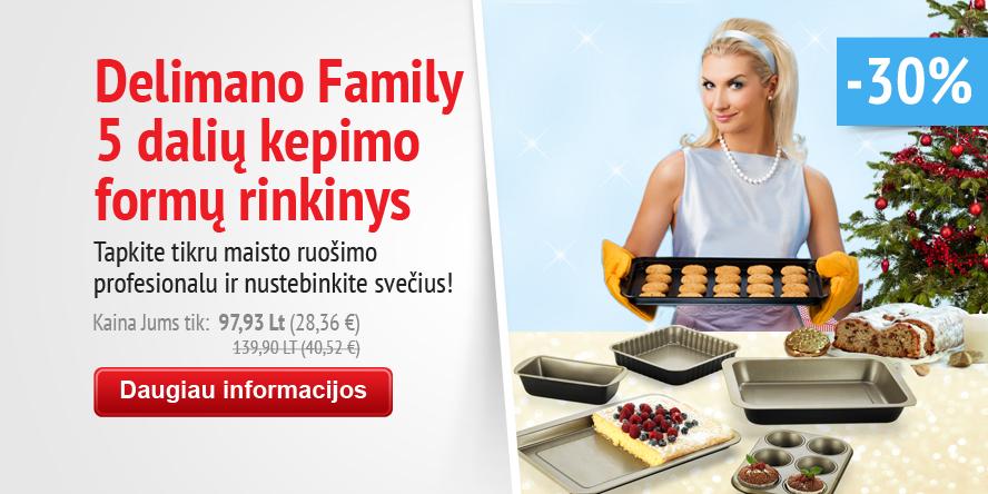 family bakeware