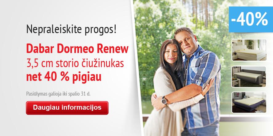 renew -40%