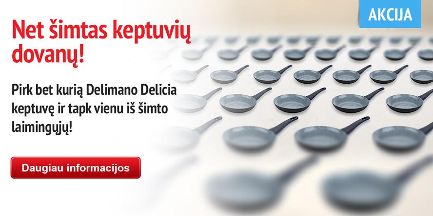 Delimano Delicia 100 client