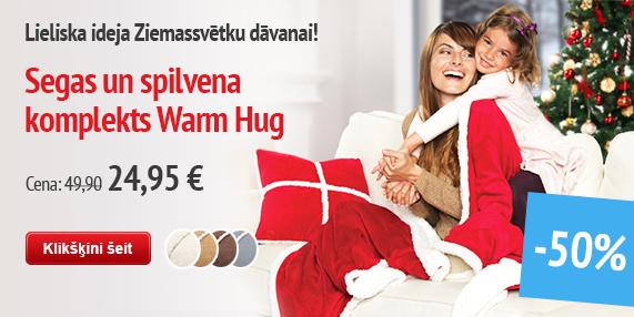 Warm Hug -50%