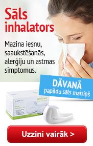Wellneo Sāls inhalators