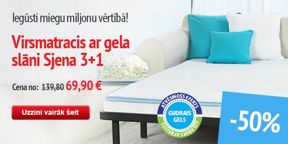 Siena Gel Topper -50%