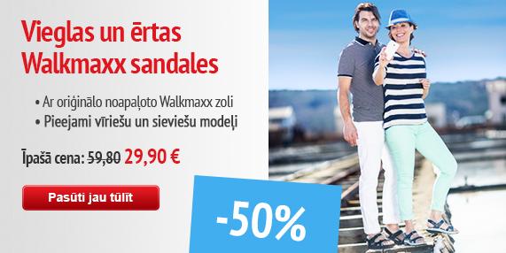 Walkmaxx beach sandals