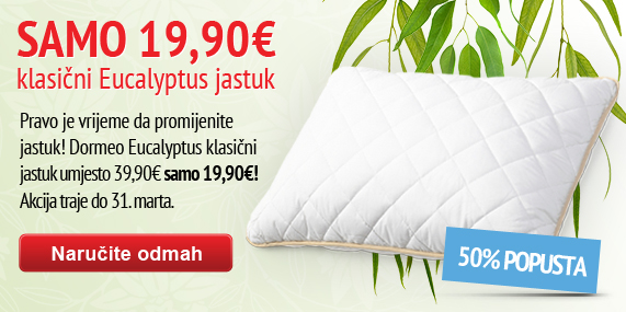 Eucalyptus pillow