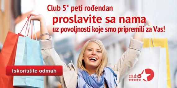 Klub5 birthday