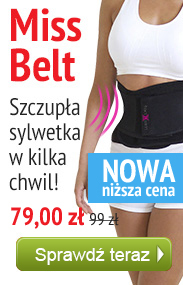 Miss Belt - pas wyszczuplający