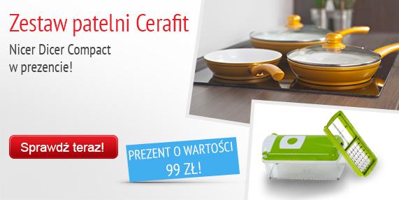 Cerafit + Nicer Dicer Compact