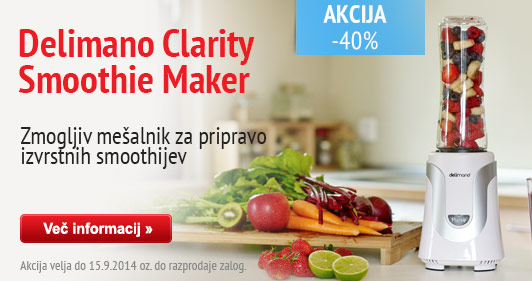 Delimano Smoothie Maker -40%