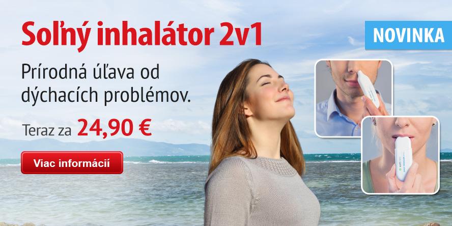 Salt Inhaler 2in1