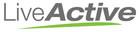 LiveActive logo