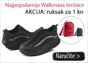 Crne tenisice Walkmaxx PRO