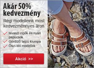 Akár -50%